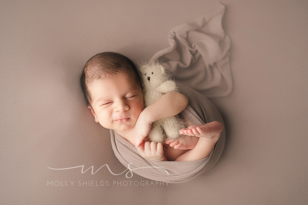 Michael minneapolis newborn photographer